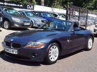 2003 53 BMW Z4 2.2 Z4 SE ROADSTER 2D 168 BHP