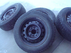 205/60R15 set of 4 winter tires