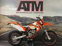 KTM EXCF250 2016 ENDURO BIKE, ROAD REG, CLEAN TIDY, 1 OWNER (AT MOTOCROSS)