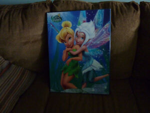 For Sale - Tinkerbell Poster - Perma Placqued