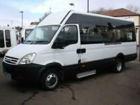 IVECO DAILY 17 SEAT WHEELCHAIR ACCESSIBLE MINIBUS WAV IDEAL MOTORHOME NO VAT