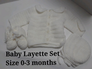 Homemade baby sets