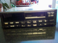 AM/FM Cassette Player (Ford)