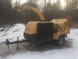 Vermeer BC1400XL WOOD CHIPPER