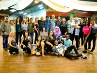 Kizomba Workshops with Elvis Amisi