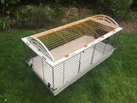 Ferplast Casita 120 Rabbit or Guinea Pig Cage