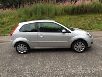 2007 Ford Fiesta 1.2 Silver Edition 71000 Miles