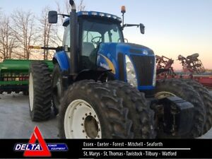 2007 New Holland TG305 Tractor London Ontario image 1