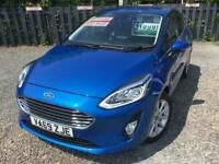 2020 FORD FIESTA 1.0 EcoBoost 125 Titanium X 5dr**FINANCE AVAILABLE