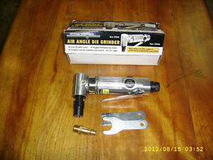 BRAND NEW 1/4 IN ANGLE DIE GRINDER