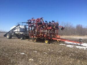 Bourgault 8810 Air Drill