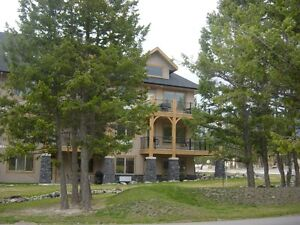AVAILABLE LAST MINUTE,  JUNE 23 - 30, RADIUM HOT SPRINGS