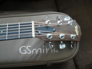 MADE IN MEXICO TAYLOR GS MINI ACOUSTIC GUITAR MINT +BAG $699