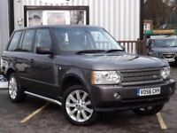 2006 56 LAND ROVER RANGE ROVER 4.2 V8 SUPERCHARGED 5D AUTO 391 BHP