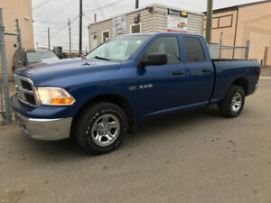 2010 DODGE RAM 1500 HEMI 4X4 HAS 198306 KMS BED LINER !