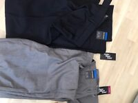 Men's Suit trousers Brand new with tags x 2 pairs