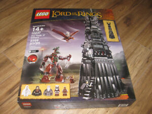 Lego Tower of Orthanc 10237 Lord of the Rings NISB