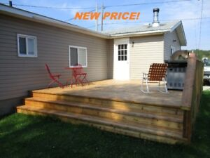 WAHNAPITAE MOBILE HOME, WHY RENT WHEN YOU CAN OWN FOR SAME PRICE