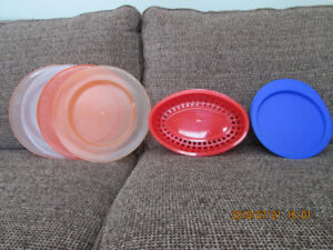 Plastic camping/outdoor/kids dishes