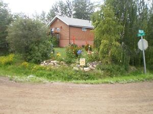 Beautiful Rural Lot in Old Town Hay River NT