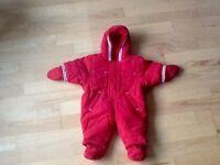 Mothercare Snowsuit - Newborn