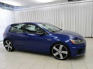 2016 Volkswagen Golf R BEST PRICE IN CANADA!!! 4MOTION AWD 5DR H