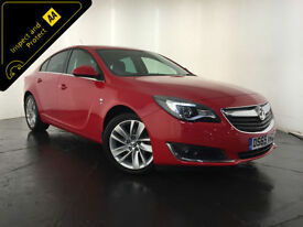 2015 65 VAUXHALL INSIGNIA SRI 5 DOOR HATCHBACK SERVICE HISTORY FINANCE PX