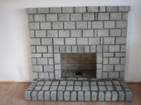 Chimney Fireplace Repair & Stone Masonry