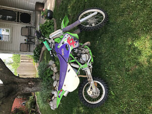 1995 kx 80