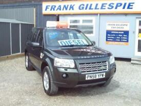 Land Rover Freelander 2.2Td4 GS Station Wagon 5d 2179cc