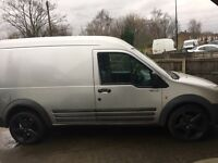 Ford transit connet long wheel based high top t230lx