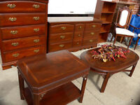 8 Wood Dressers 2 night tables desk, Wicker furniture i Deliver