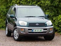 Toyota RAV4 2.0 VVTi GX