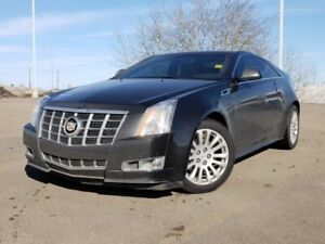 2014 Cadillac CTS Base  | NAV | HEATED/VENTED SEATS | SUNROOF |
