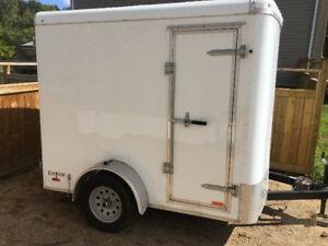 2015 Enclosed trailer for sale!