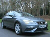 2017 SEAT Leon 1.4 ECOTSI FR TECHNOLOGY SPORT COUPE DSG (S/S) 3DR AUTOMATIC SA