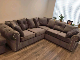Brand New Ashwin Corner & 3+2 Sofa