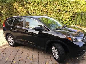 Honda 2012 CR-V EX-L | 5SP| ALLOY| LEATHER | SUNRO