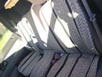Custom Fit seat covers for 2013 Ford F150