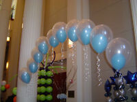 Balloons decorations for kids event, weddings and so much more