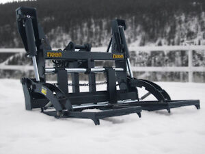 Skid Steer, Wheel Loader, Excavator Attachment Rentals & Sales Revelstoke British Columbia image 3