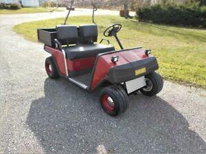 EZGO Gas Cart