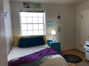 Summer Sublet for room in a spacious apartment on UBC Campus,
