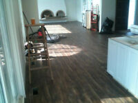Residential and commercial flooring and tile