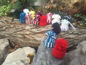 Cute toque Christmas tree ornaments  Strathcona County Edmonton Area image 1