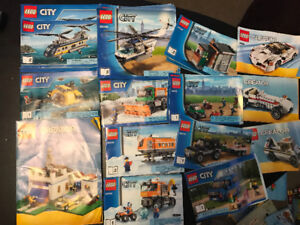 LEGO lot - Star Wars, city, creator
