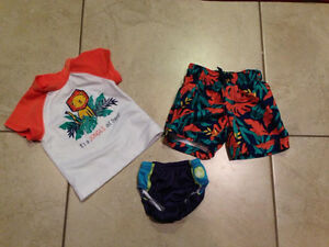 Gymboree 3-6 month sets.