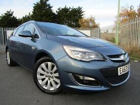 2013 Vauxhall Astra 2.0 CDTi 16V SE [165] 5dr TURBO DIESEL ESTATE, ONE OWNER,...