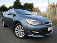 2013 Vauxhall Astra 2.0 CDTi 16V SE [165] 5dr TURBO DIESEL ESTATE, ONE OWNER,...
