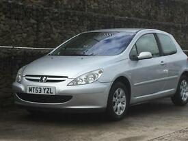 Peugeot 307 2.0HDi 90 ( a/c ) 2003MY S